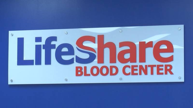 LifeShare Blood Center and Waitr announced today this year's United We Give blood drive brought...