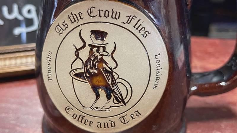 As The Crow Flies Coffee & Tea in Pineville, La.