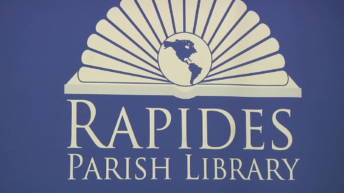 Rapides Parish Library