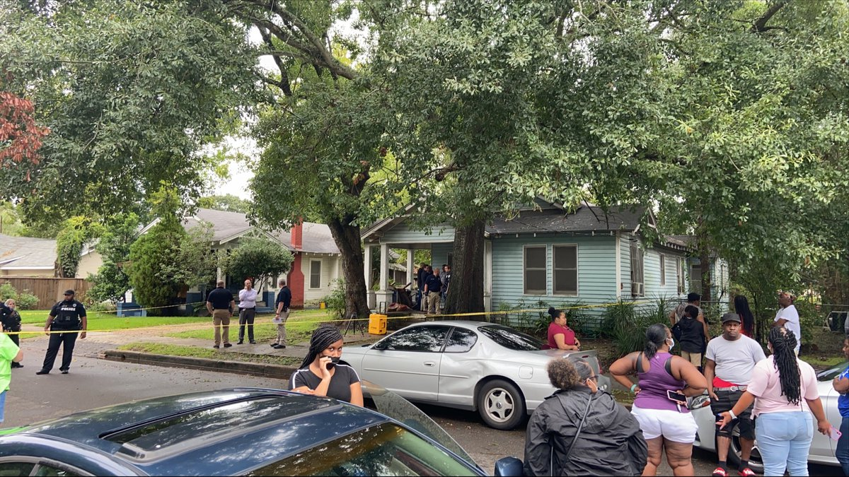 The Alexandria Police Department investigating a deceased person found on Yale Street on...