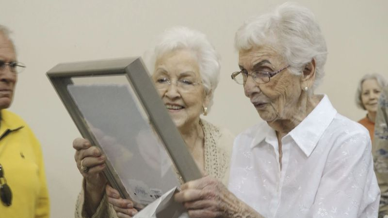 Jessie Sutton retires at age 93 after 30 years of working to help others.