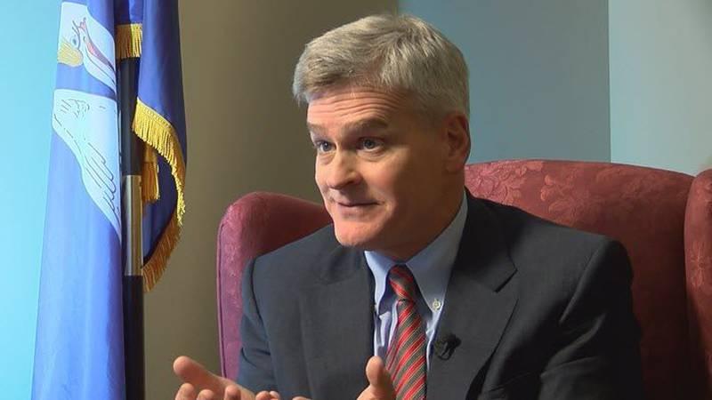 U.S. Sen. Bill Cassidy (R-Louisiana)