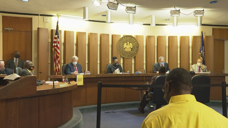 Alexandria City Council selects Jim Villard as their next president and also address the recent...
