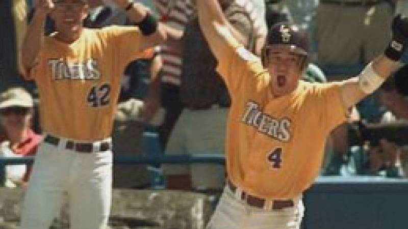 On June 8, 1996, LSU's Warren Morris hit the famous walk-off home run to win the 1996 College...