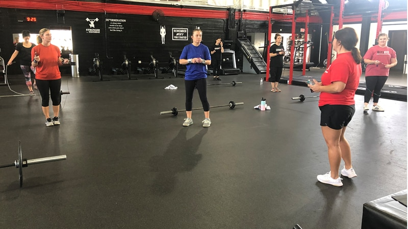 Two fitness programs are breaking down barriers and getting people fit in Cenla.