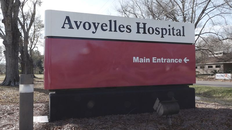 Avoyelles Hospital in Marksville, La.