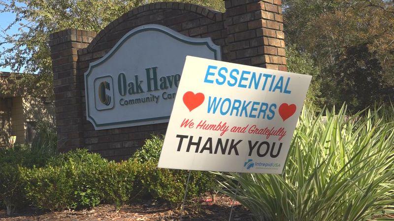 Oak Haven Community Care Center in Center Point, La.