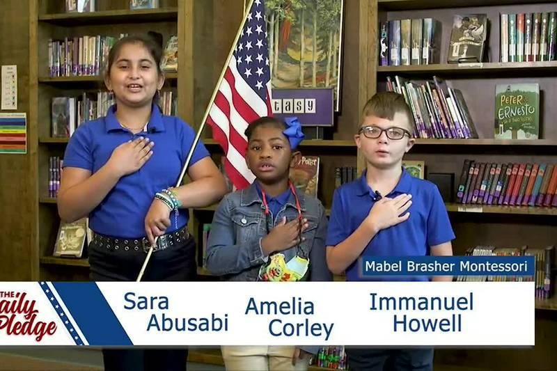 Pledge Kids 9/24/21