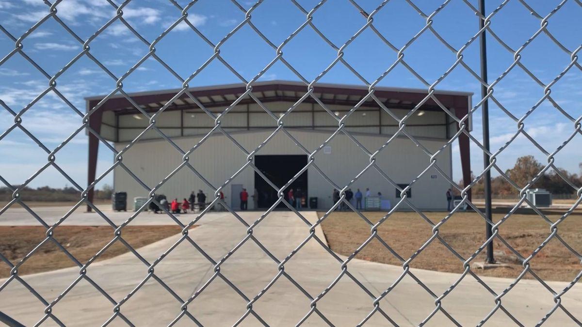 File - Cool Planet facility in Alexandria, La.