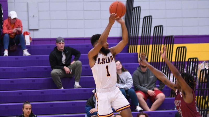 The bench scored 57 points, as the LSUA men's basketball team had its biggest margin of victory...