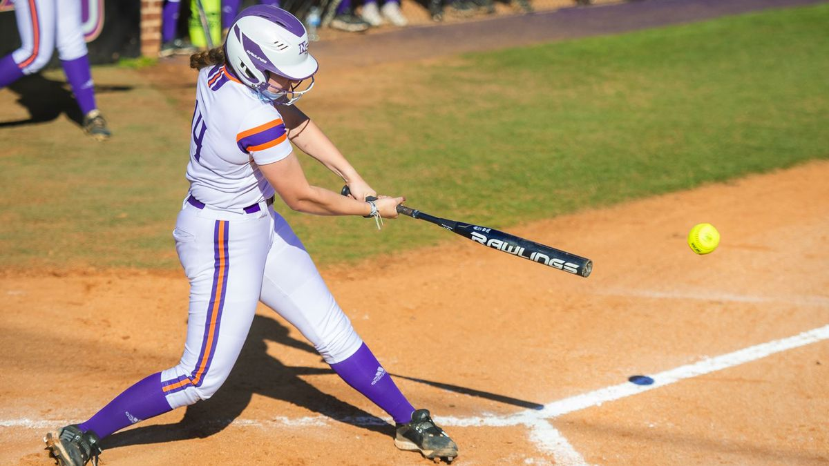 Keely DuBois had two hits in NSU's 3-0 loss at Louisiana Tech on Tuesday.