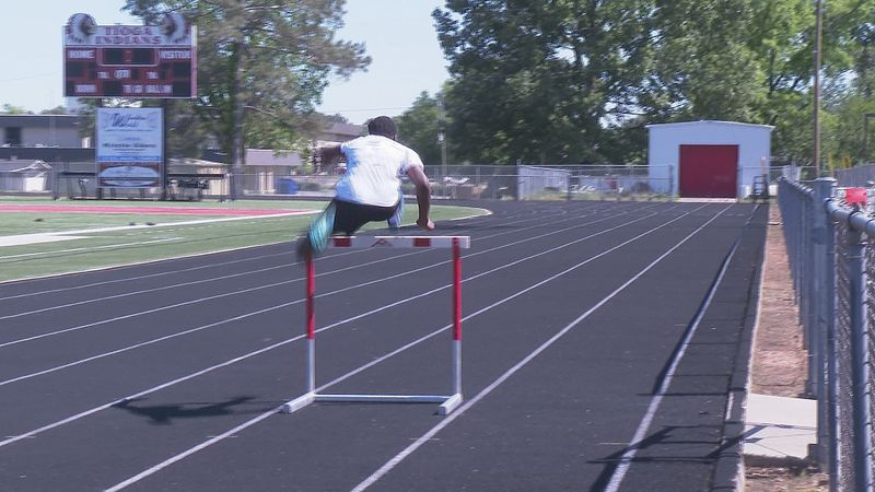 Indians to compete in 14 events at the LHSAA State Meet.