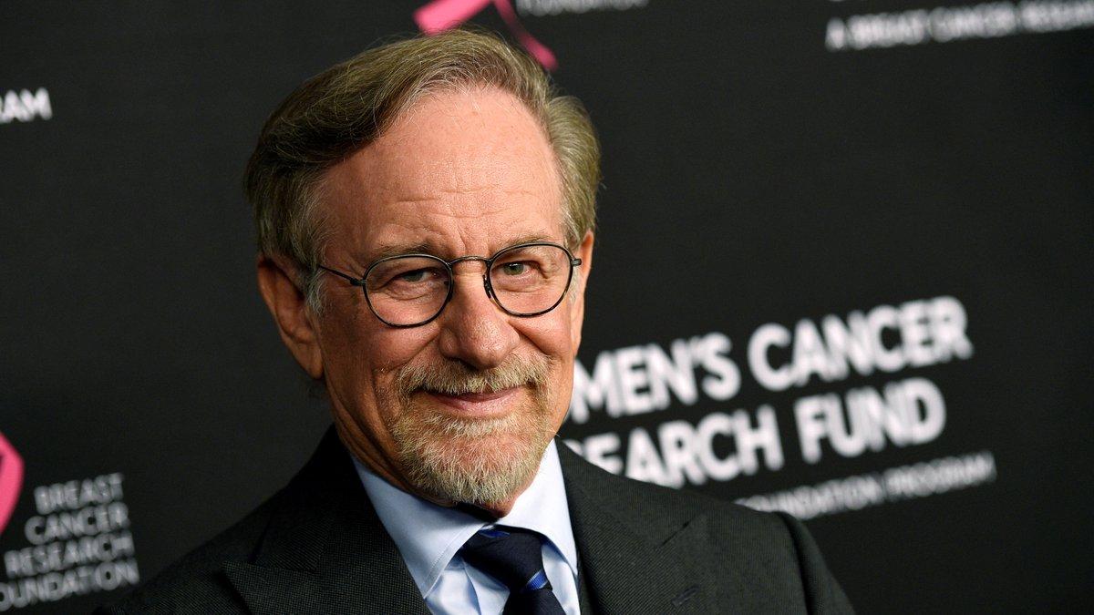 Filmmaker Steven Spielberg