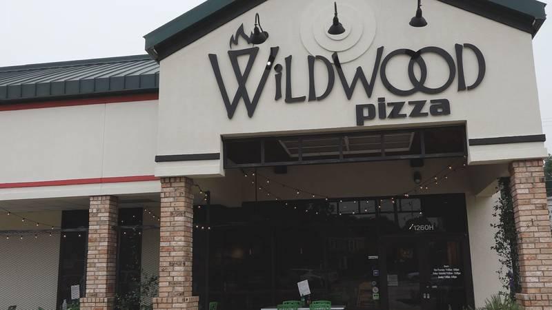 Wildwood Pizza in Alexandria, Louisiana