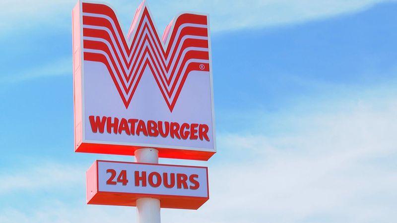 Whataburger in Pineville, La.
