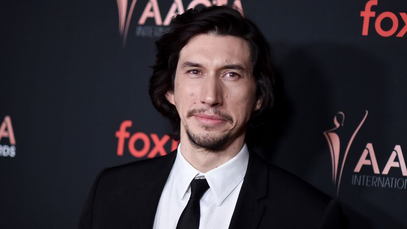 Adam Driver attends the 9th Annual AACTA International Awards at Mondrian Los Angeles on...