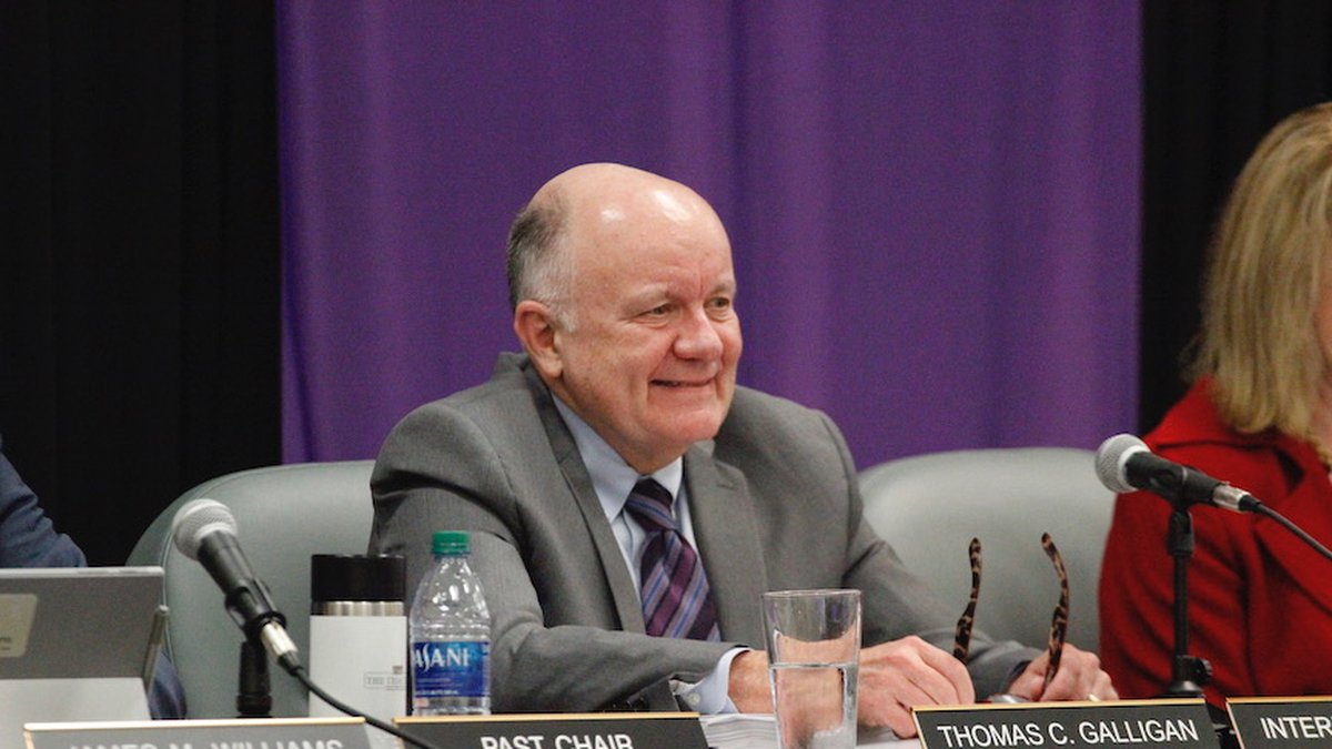 Interim LSU President Tom Galligan said he would review a faculty resolution calling for a...