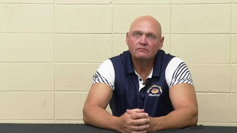Avoyelles' Coach Andy Boone