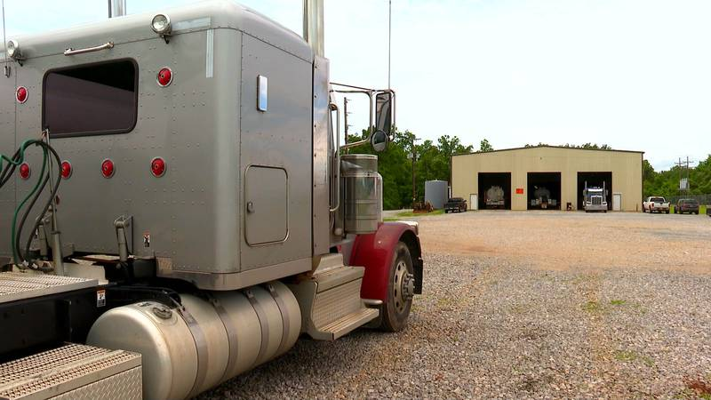 The lack of employees is leading to lost revenue at Guillory Petroleum Transport in Lecompte, La.