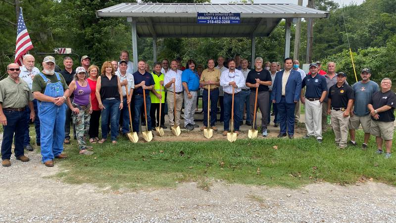 A groundbreaking was held Monday morning to announce that major repairs will be coming to...