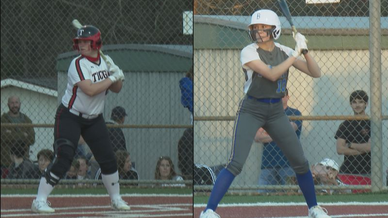 The Tioga Indians softball team grabbed their second straight win of the season winning over...
