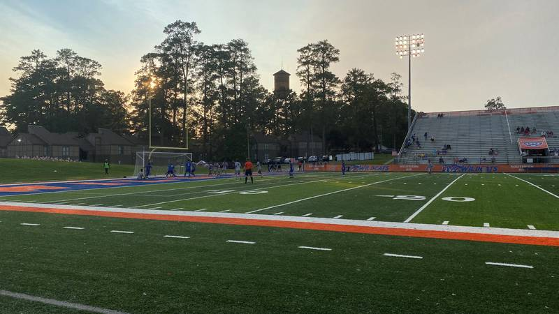 Louisiana College Men's and Women's Soccer each picked up a win Saturday night.