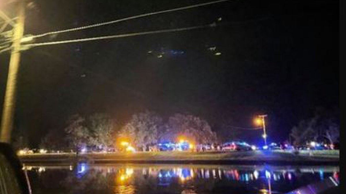 Cottonport Police are investigating after a vehicle crashed into the bayou.