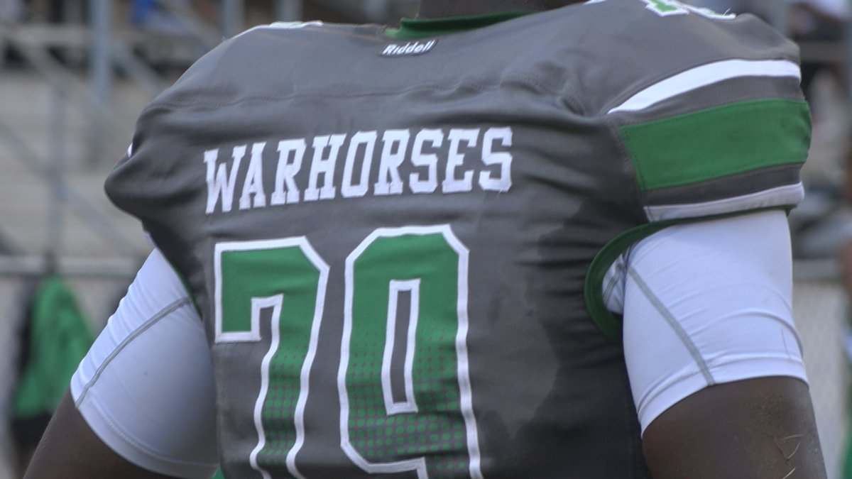 The Peabody Warhorses are looking to bounce back in week two to avoid starting the season 0-2.