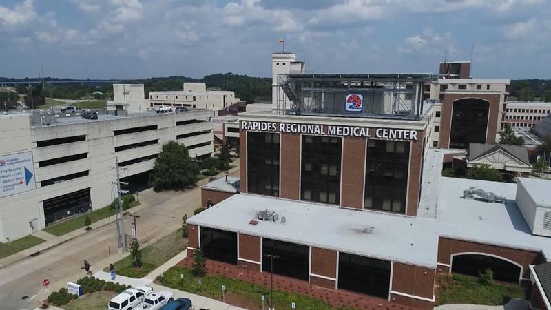 Rapides Regional Medical Center in Alexandria, La.