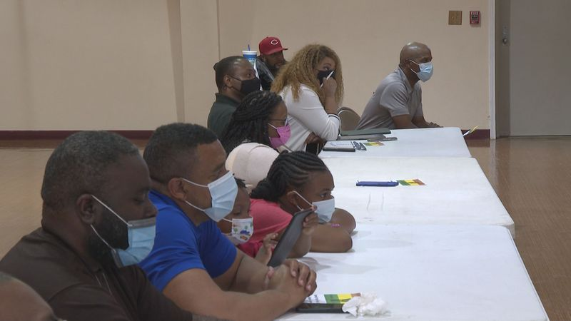 The community meeting comes after 15 homicides took place in the first four months of 2021. A...