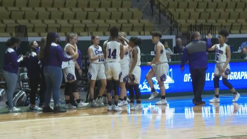 University Academy's girl's basketball coach Craig Whittington is calling it a career after...