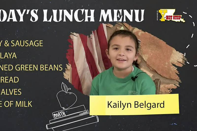 Lunch Kid: 9/28/21