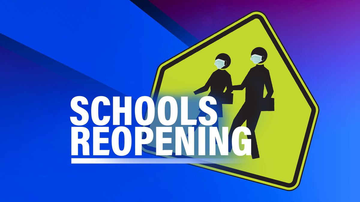School districts across our area have started releasing school reopening plans.
