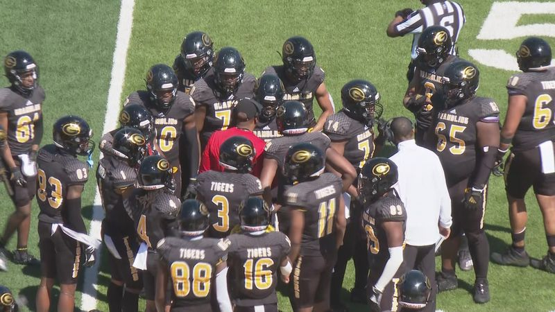 At this point, you've heard it—Grambling won't be playing again until the Bayou Classic.