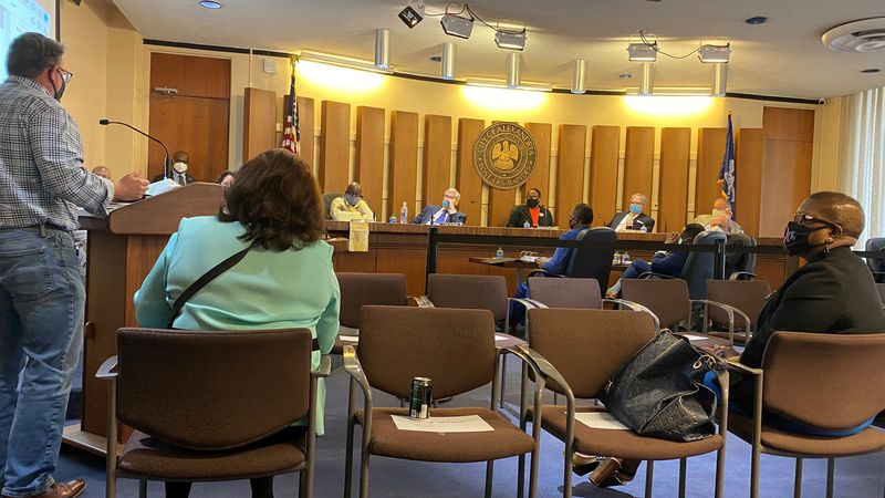 The Alexandria City Council voted Tuesday to approve adding several bike lanes to the city as...