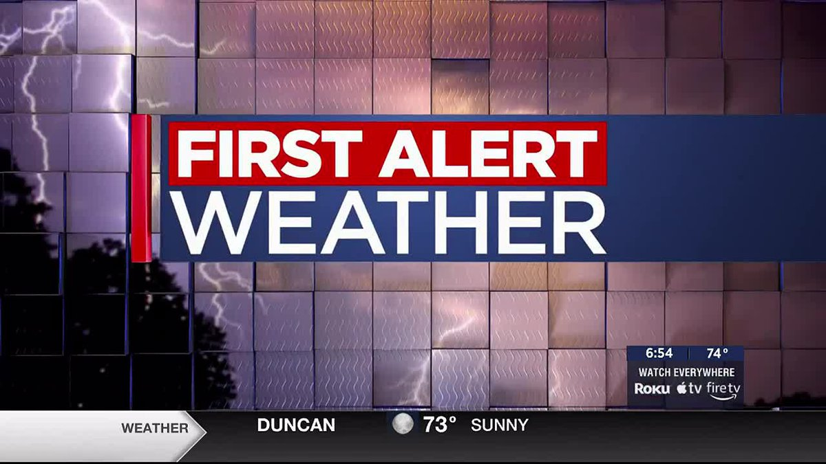 KSWO First Alert Weather GMT 6:30