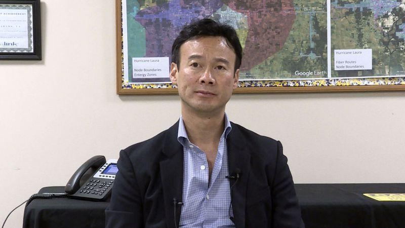 Dexter Goei, CEO of Suddenlink / Altice USA