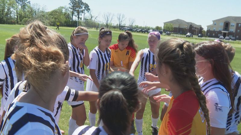 LSUA Generals advance to the Red River Athletic Conference semifinal round.