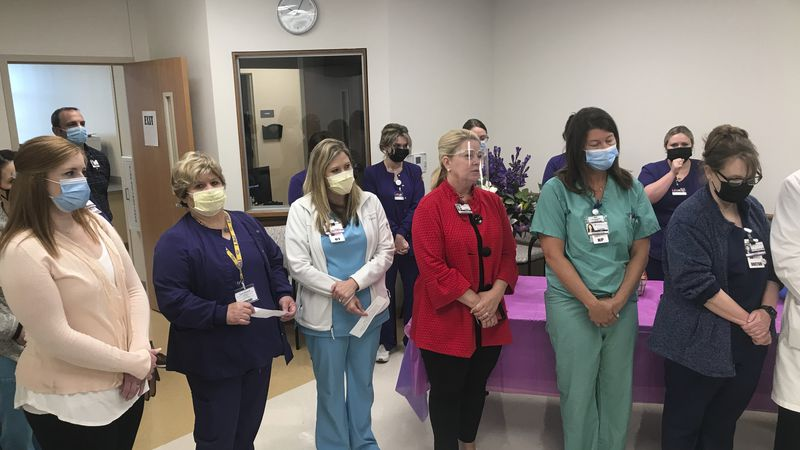 CHRISTUS Cabrini Pediatric Specialties Clinic opened April 16, allowing for access to care...
