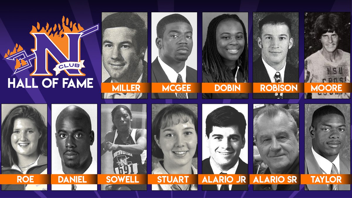 Members of the N-Club Hall of Fame