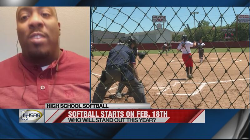 The Town Talk's Lamar Gafford joins SportsNite to preview the high school softball season.