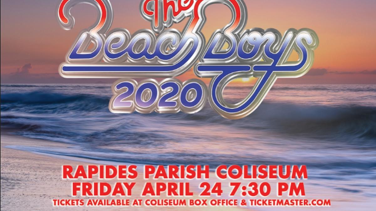SOURCE: Rapides Parish Coliseum
