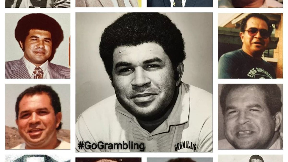 Grambling remembers fallen hero, national champion and football coach Ernest Sterling, Sr.