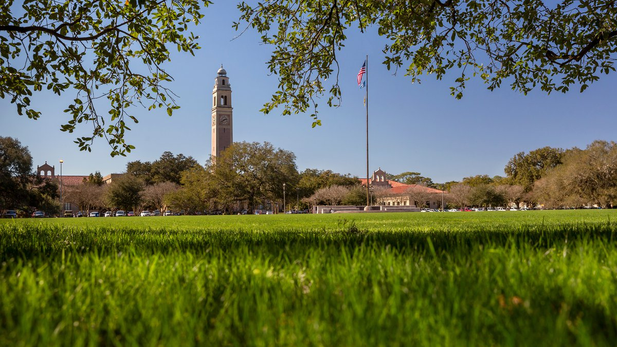 LSU to allow Greek Life and other student organizations to tailgate on Parade Grounds