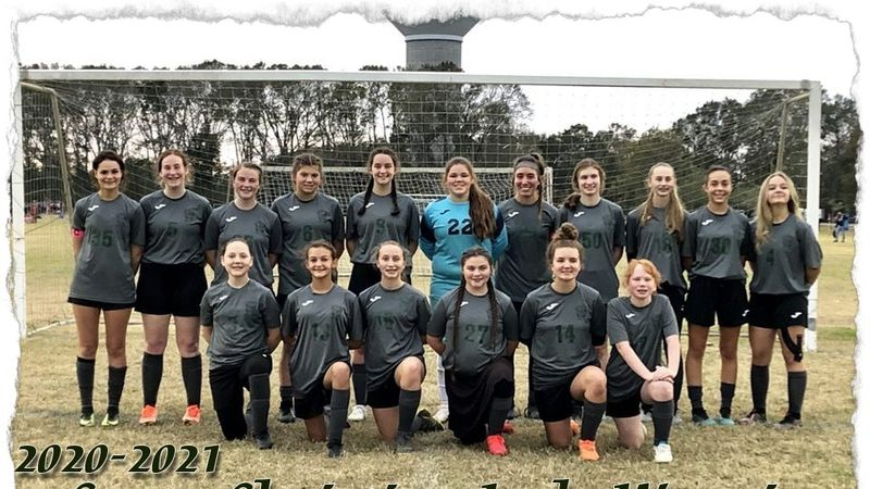 The Grace Christian Lady Warriors soccer team is one of the best in the state.