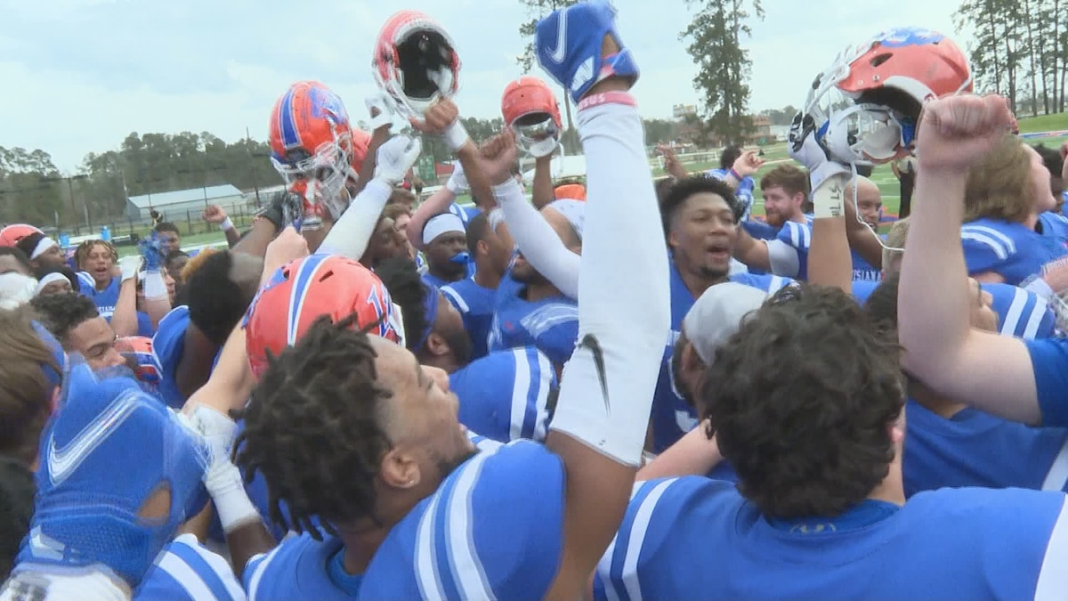 The saying it isn't over until it's over rang true for the Louisiana College Wildcat football...