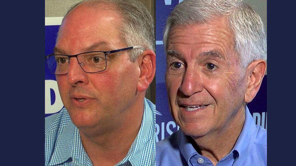 Gov. John Bel Edwards, D-Louisiana, will face Republican challenger and Baton Rouge businessman Eddie Rispone in a runoff on Nov. 16. | Photo Source: KSLA