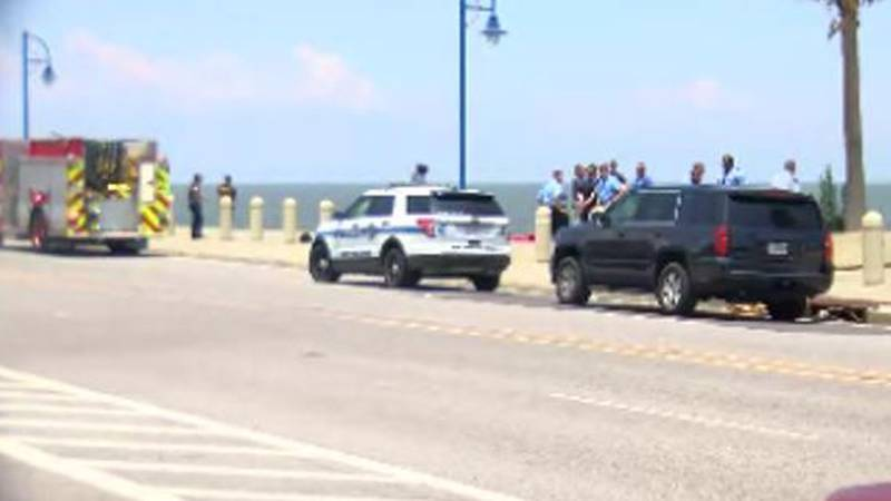 The body of an unidentified female was discovered in Lake Pontchartrain Tues, June 15