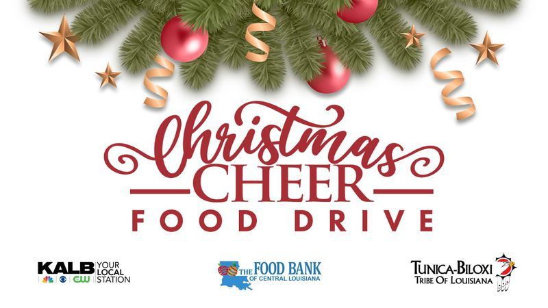 Christmas Cheer Food Drive