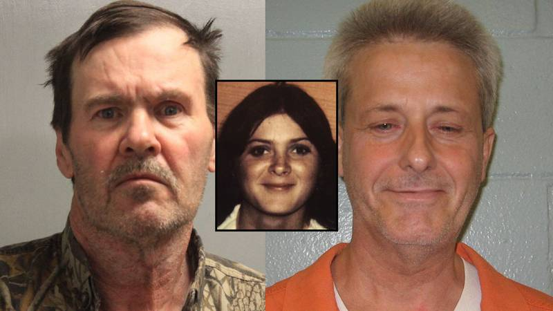 Leo Laird and Gary Haymon (Also pictured is Donna Gayle Brazzell, who RPSO says was killed in...